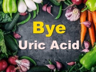 How To Reduce uric acid